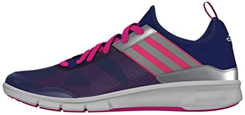 sports shoes b1c62 06729 adidas Niya Cloudfoam, Zapatillas de Deporte Exterior para Mujer,  (TinuniRosimp