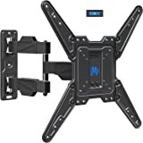 Mounting Dream Full Motion TV Mount for 26-55 Inch TVs, Wall Brackets for Flat Screens Plus Swivel, Tilt and Extends 16…
