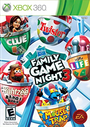 Image result for xbox 360 family game night
