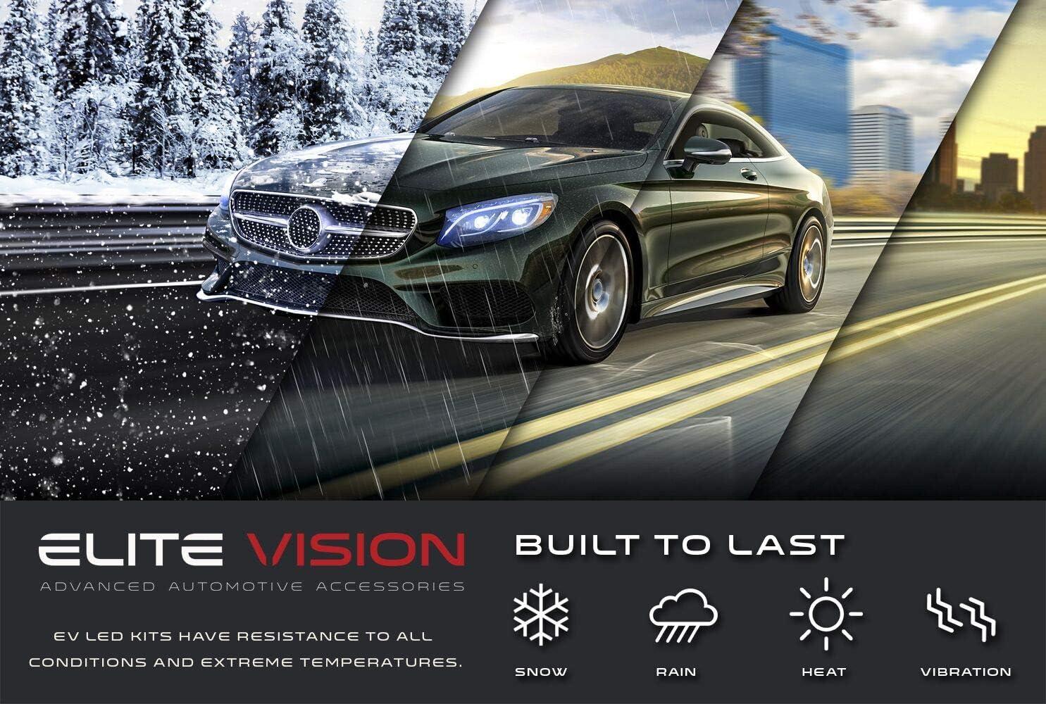 Elite Vision Advanced Automotive Led Resistors H4 9003
