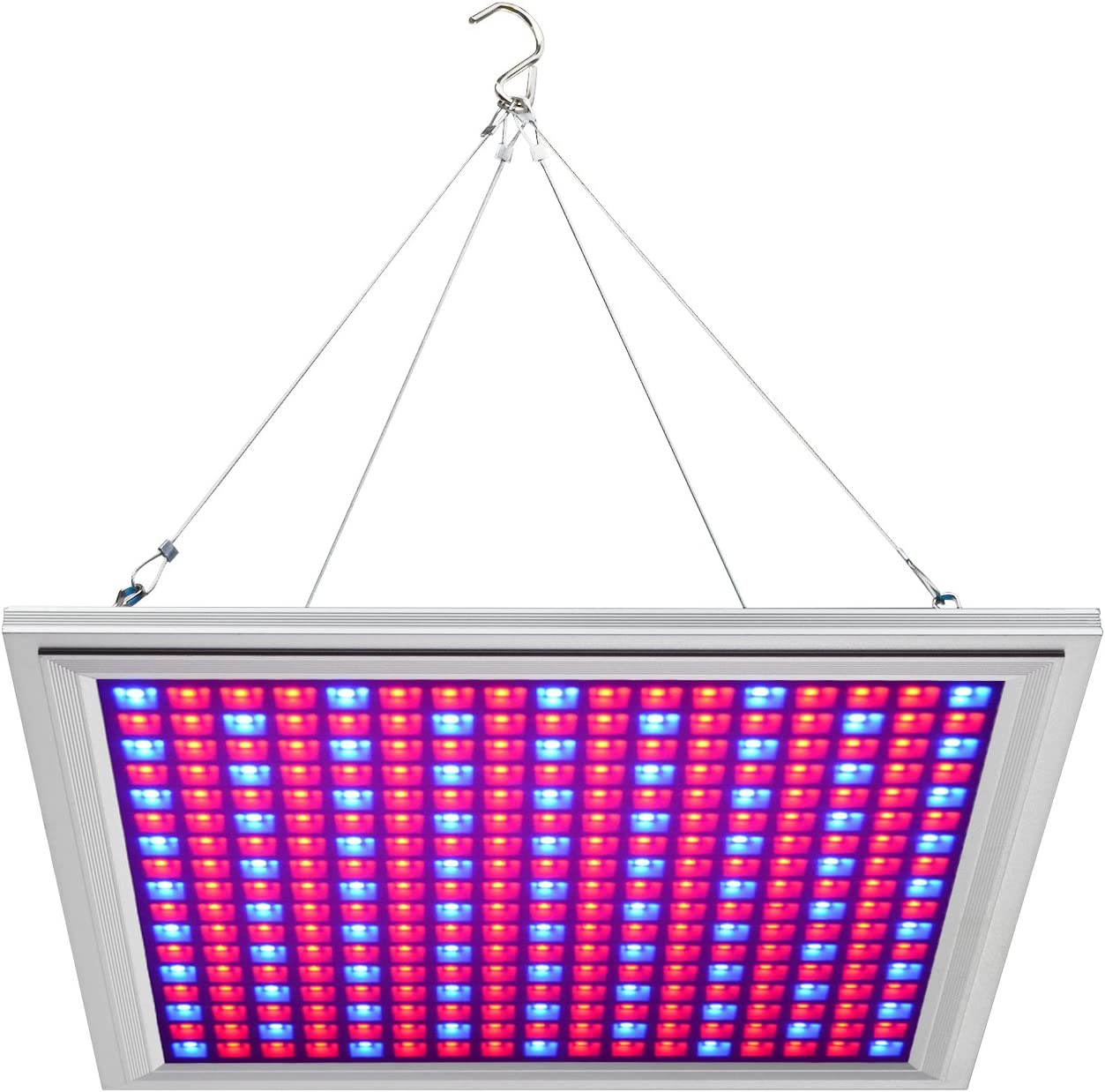 COB LED Grow Light Full Spectrum 3500K,Upgrade 150W Equivalent Growing Plant Lights, High Efficiency Energy Saving Plant Lamp for Indoor Plants Veg and Flower, Cooling Fan Without Noise
