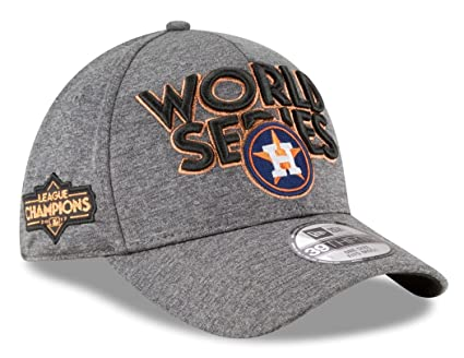 New Era Houston Astros 39THIRTY 2017 ALCS Champions Locker Room Men s Hat 8b8d8d3849e6