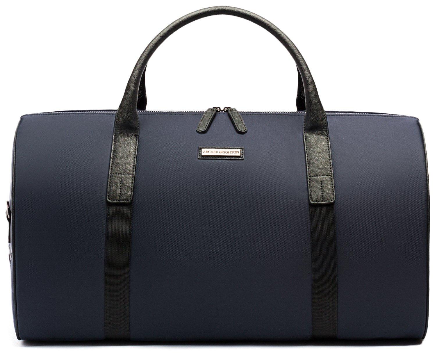 Archer Brighton Midway Weekender Duffle Bag (Navy)