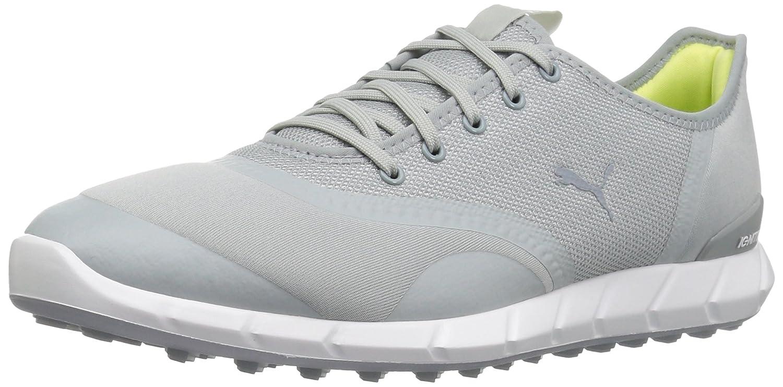 PUMA Women's Ignite Statement Low Golf Shoe B075X4G8T7 12 B(M) US|Quarry/White