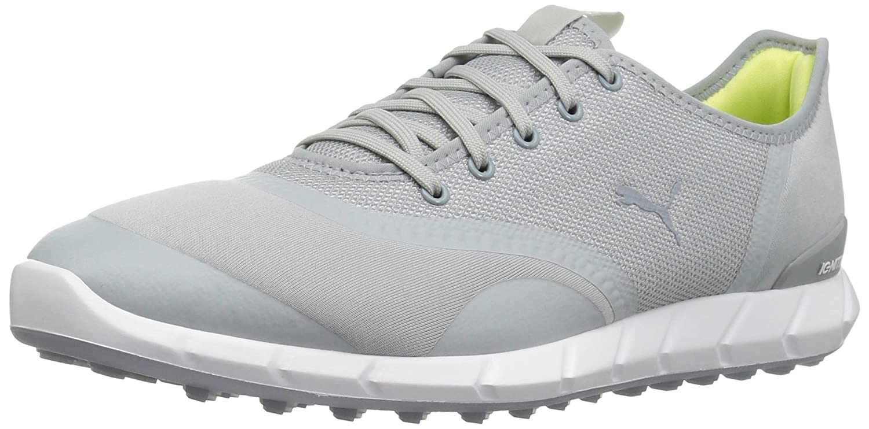 Puma Golf レディース Ignite Statement Low B075X4H4SV 11|Quarry/White Quarry/White 11