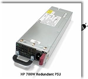 700 Watt HP / Compaq Hot Plug Redundant Power Supply For ProLiant DL360G5 411076-001 411076001 393527-001 412211-001
