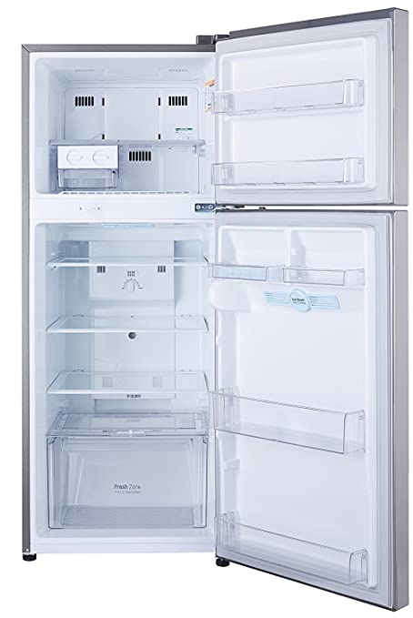 Lg 260 l 4 star frost free double door refrigerator gl i292rpzl lg 260 l 4 star frost free double door refrigerator gl i292rpzl shiny steel inverter compressor amazon home kitchen fandeluxe Image collections