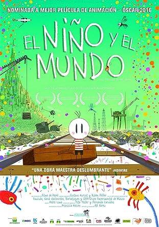 El niño y el mundo [DVD]: Amazon.es: Animación, Alê Abreu ...