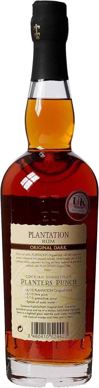 Plan de carga Trinidad Original Dark Rum (1 x 0,7 l)