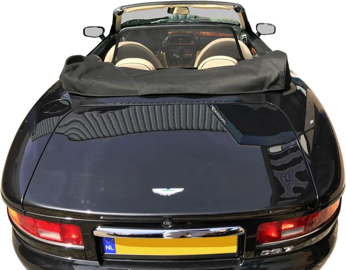 Draft-stop wind stop Aston Martin convertible Black tailor made windblocker Wind deflector fits Aston Martin DB7 DB7
