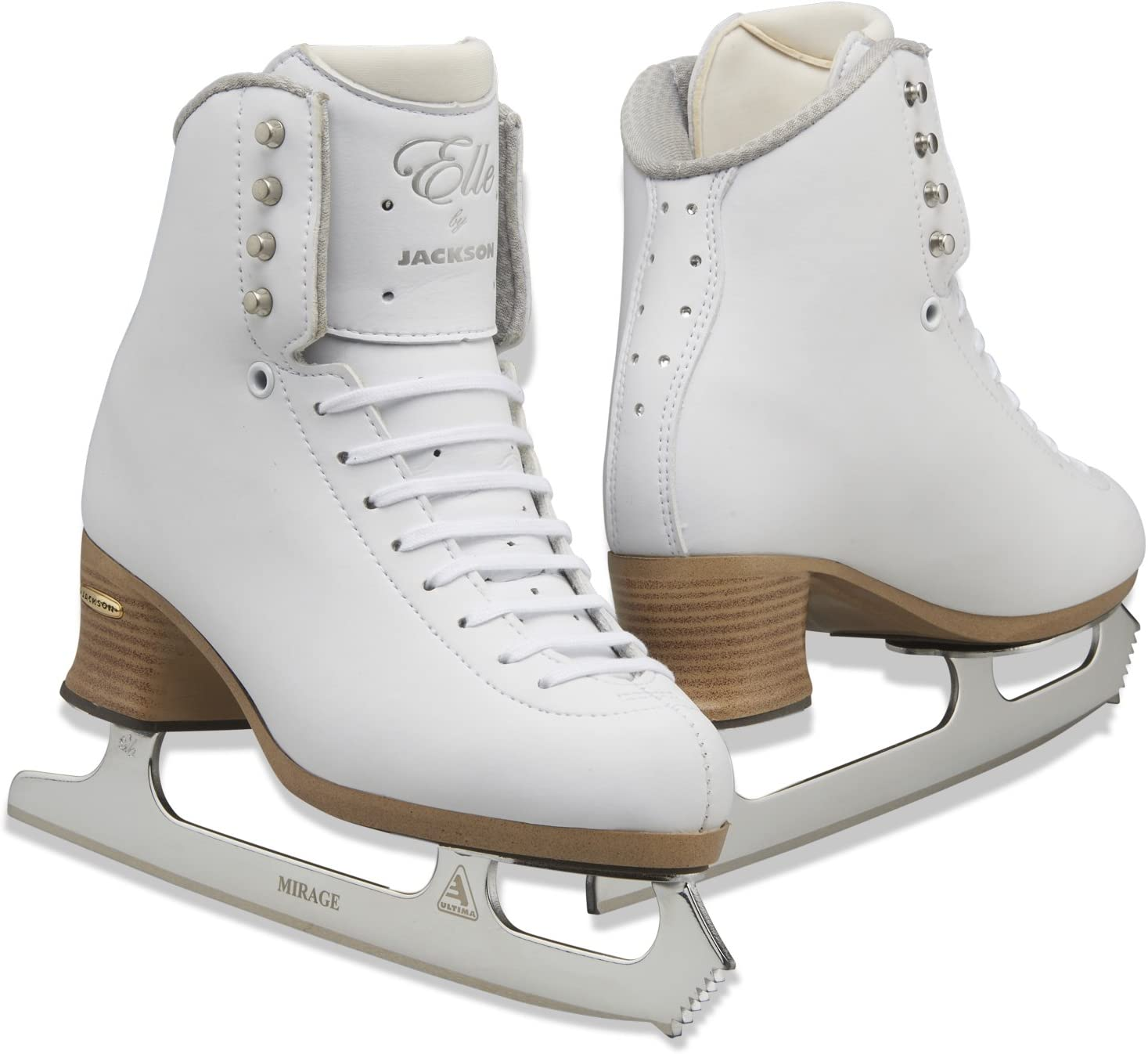 Jackson Ultima Fusion Elle and Freestyle Figure Ice Skates for Women, Men, Girls and Boys – JUST LAUNCHED 2019