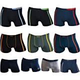 Dealzone 10er Pack Remixx Boxershorts Jungen | Boxer Pants Kids