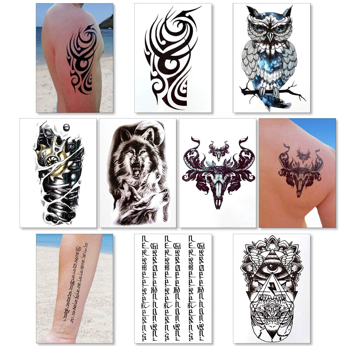 Amazon Com Temporary Tattoos For Men Guys Teens Fake Tattoo Stickers 8 Large Sheets Tattoos For Boys Biker Tattoos Rocker Transfers For Arms Shoulders Chest Back Body Art Tattoo See more ideas about guys, tattoos for guys, tattoos. temporary tattoos for men guys teens fake tattoo stickers 8 large sheets tattoos for boys biker tattoos rocker transfers for arms shoulders chest