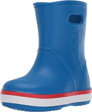 Crocs Crocband Rain Boot K, Botas de Agua Unisex Adulto, EU