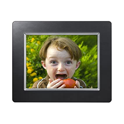 Amazon Samsung Spf 85h 8 Inch Digital Photo Frame Ubisync Usb