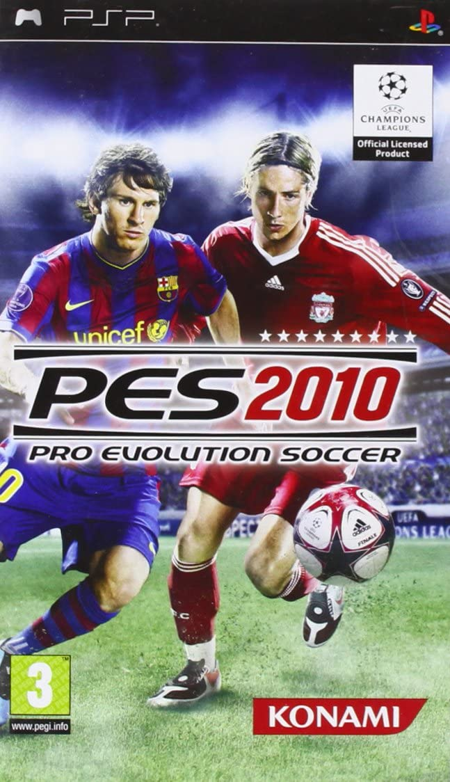 Pro Evolution Soccer 2010 (PES 10): Amazon.es: Videojuegos