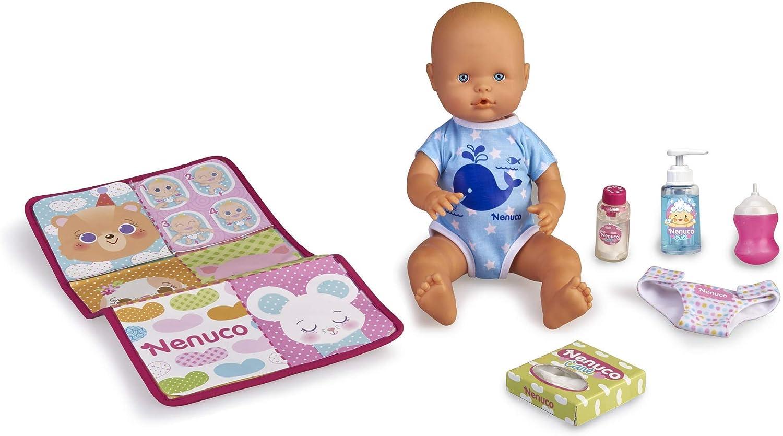 Amazon.es: Nenuco de Famosa- Ay qué pipí, Muñeco bebé, para niños ...