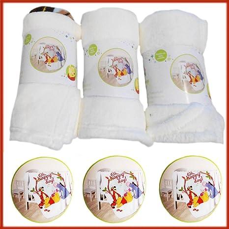 1* Para bebés Mickey Mouse del paño grueso y suave escudo de ...