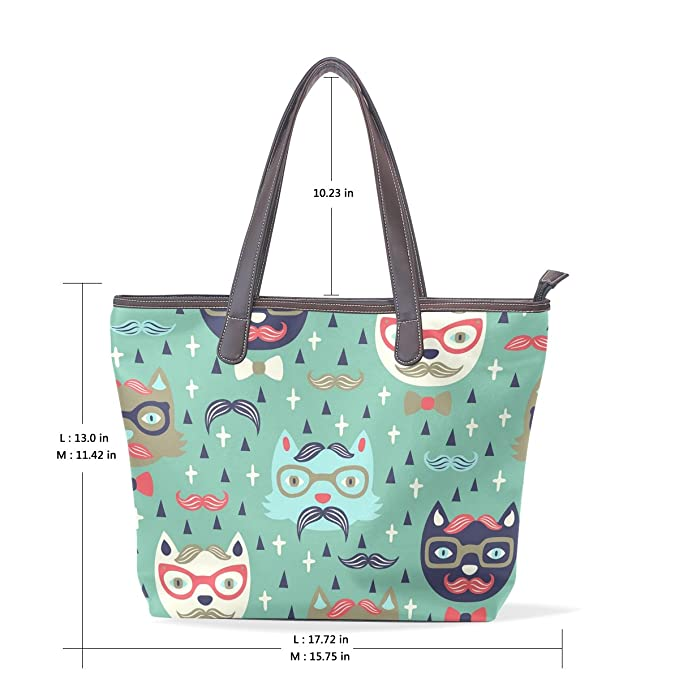 worldtxe Mujer dibujo gato largo titular de la tarjeta con cremallera tipo cartera Monedero de embrague: Amazon.es: Ropa y accesorios