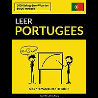 Leer Portugees - Snel / Gemakkelijk / Efficiënt: 2000 Belangrijkste Woorden