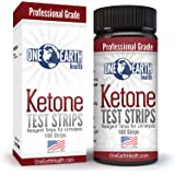 150 Count (Made in USA) Ketone Test Strips - Bonus Ketone Guide sent via Email