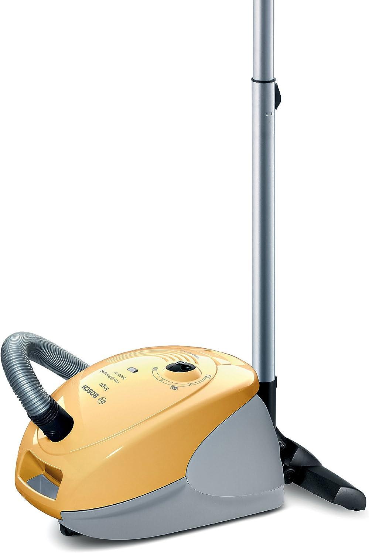 Bosch logo ProParquet 3, 2000 W, 4 L, Amarillo, 290 x 400 x 257 mm, 5100 g - Aspirador: Amazon.es: Hogar
