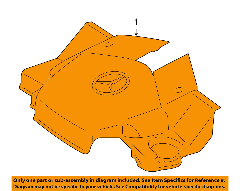 Mercede Benz Engine Diagram