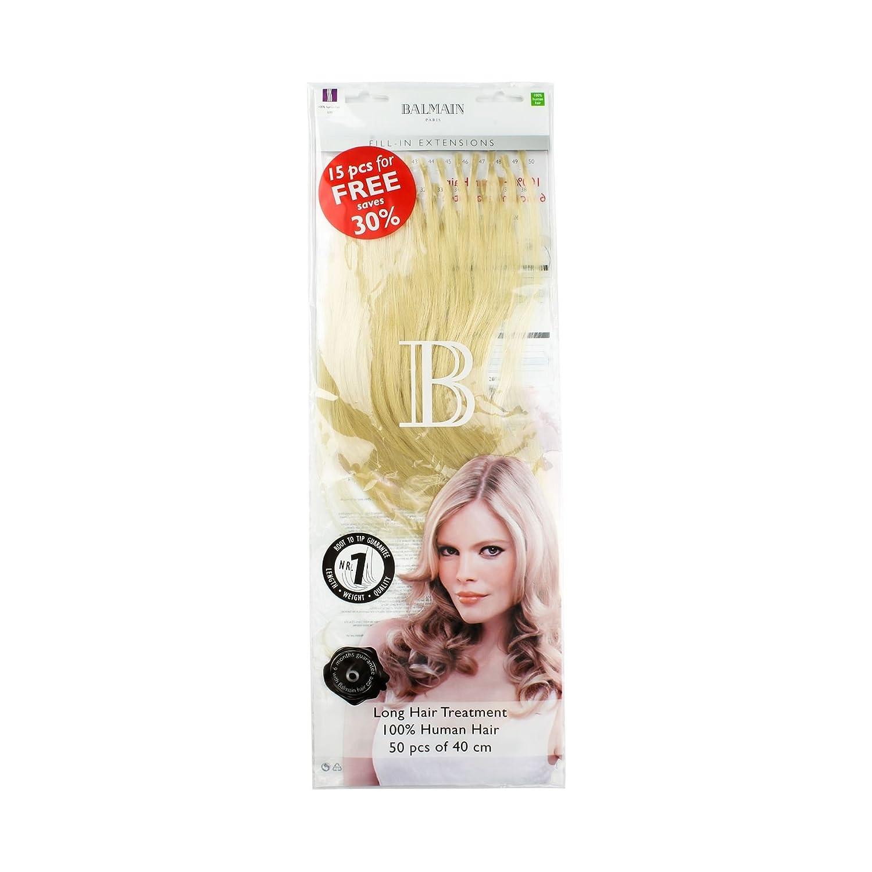 Balmain Extensions Human Hair Extensions 613l10 40 Cm Pack Of 50