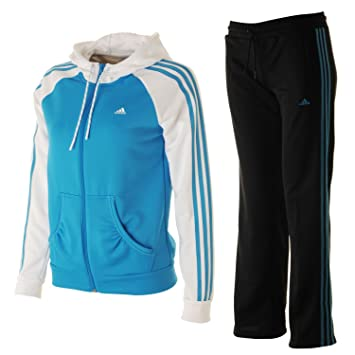 running shoes premium selection sneakers adidas Young Knit Suit Damen Trainingsanzug (V35506) Gr. 34 ...