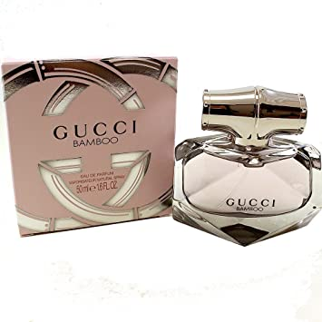 eeda2e43377 Amazon.com : Gucci Bamboo Eau De Parfum Spray for Women, 1.6 Ounce : Beauty