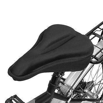 Amazon.com: Asiento de Bicicleta altruismo cómodo cojín ...