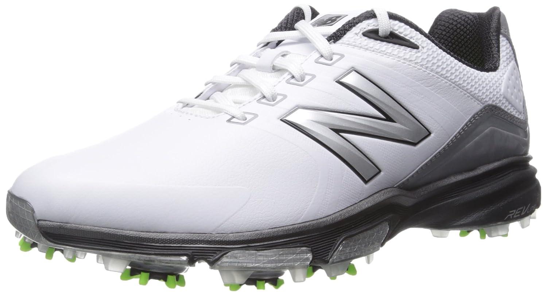 release date: 5ebaa aec0a New Balance Men s nbg3001 Golf Shoe, White Green, 9 D US  Amazon.com.au   Fashion