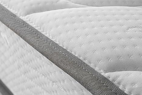 NEOMATELAS - Colchón Komfort - Muelles + Memoria de Forma, 160 x 200 cm: Amazon.es: Hogar