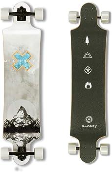 MINORITY Maple Downhill Longboard