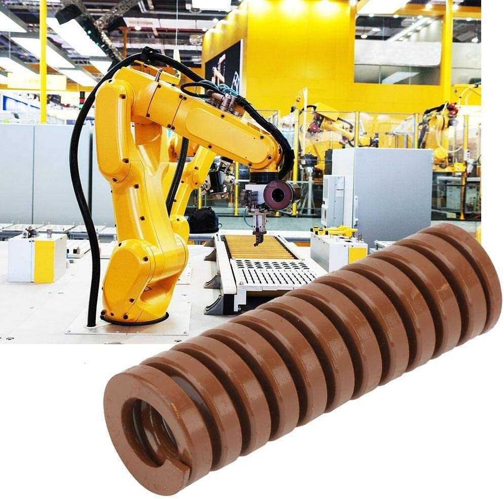TB2560mm Beennex 1Pcs High Accuracy Steel Brown Mold Coil Spring for Stamping Metal Dies 25mm