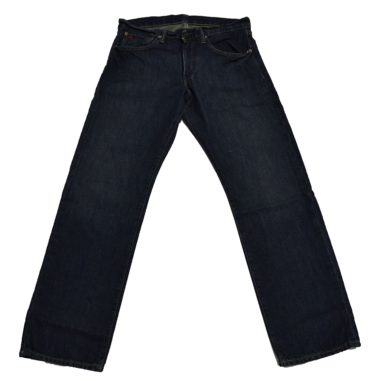 Polo Ralph Lauren Mens Classic Fit 867 Jeans (Warren, 30x32)