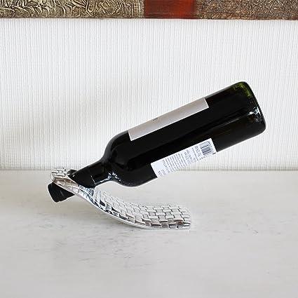 Mitienda Soporte para Botellas de Vino de estaño Cuadros | Soporte para Botellas de Vino,