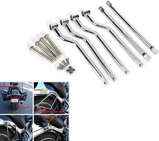 League Co Universal Edelstahl Motorrad Tasche Elektronik