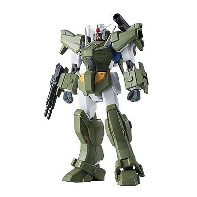 "TAMASHII NATIONS Bandai Robot Spirits Full Armor 0 ""Mobile Suit Gundam 00V Action Figure: Toys & Games"
