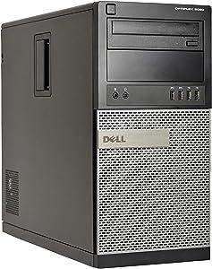 Dell Optiplex 9020 Mini Tower Desktop i5-4570 Quad Core i5 8GB RAM 500GB Hard Drive Windows 7 Professional 64Bit