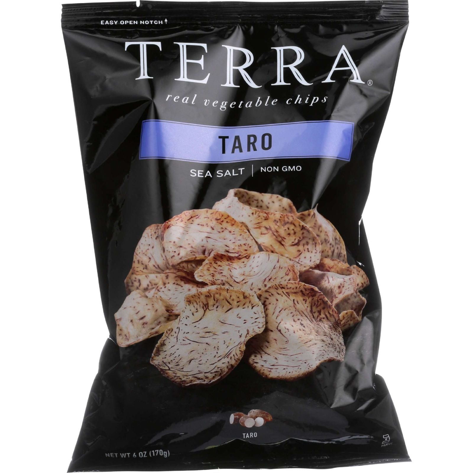 Terra Taro Chips Sea Salt -- 6 oz by Terra Chips
