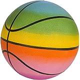 Rhode Island Novelty 9.5 Inch Rainbow Basketball One Per Order