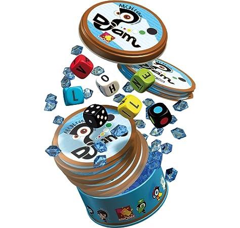 Asmodee - Diavolo, Juego de Habilidad (DIA01): Amazon.es: Juguetes y juegos