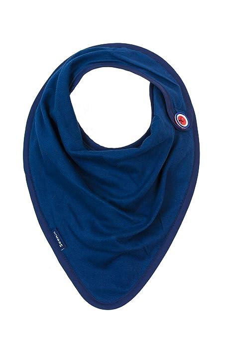 f7dac2e2d9ad Bavaglino per adulti disabili, in stile foulard, bandana, colore blu:  Amazon.it: Salute e cura della persona