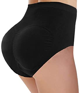 24bb80d536c CeesyJuly Womens Shapewear Butt Lifter Padded Control Panties Body Shaper  Brief