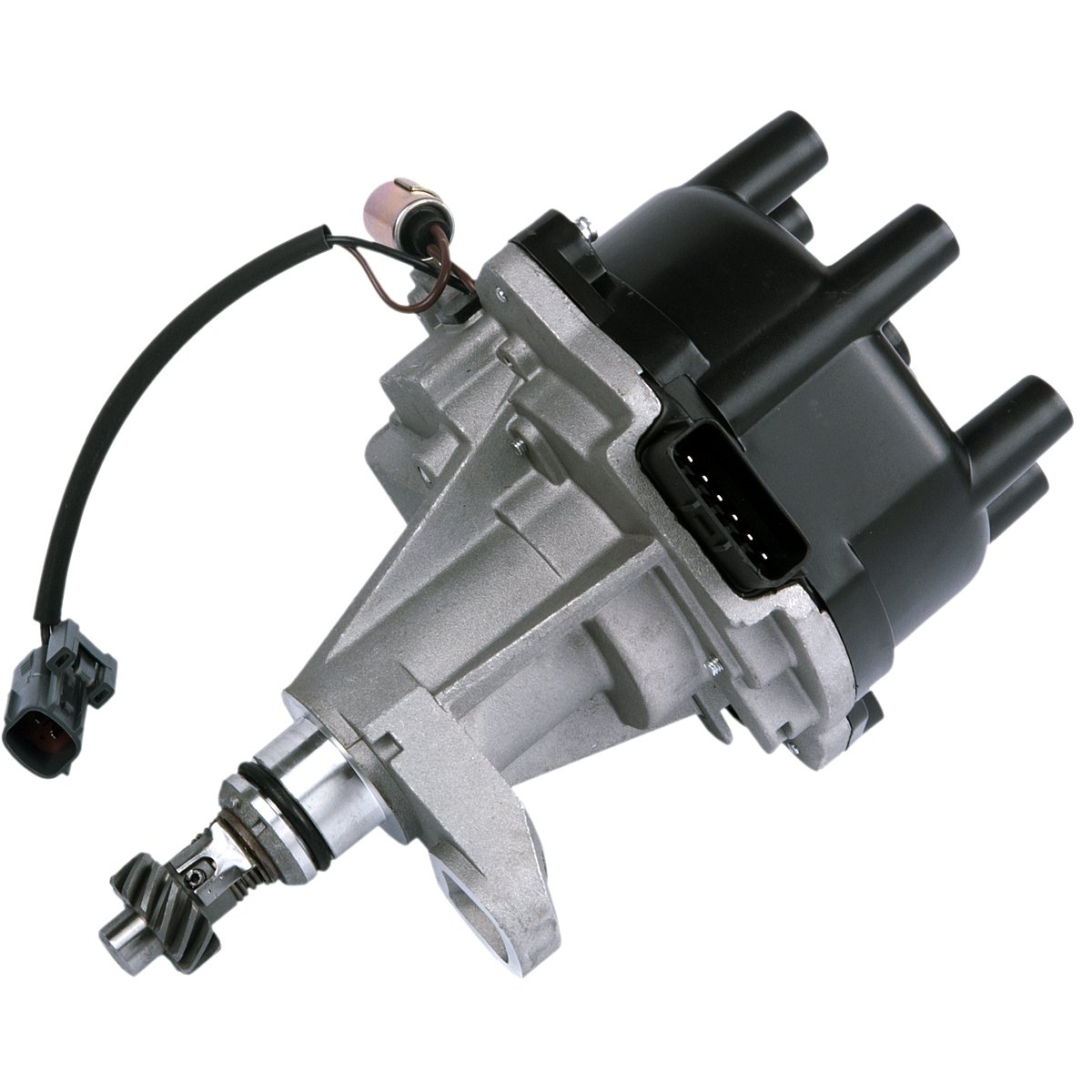 Brand New Compatible Ignition Distributor w/ Cap & Rotor 22100-1W601 22100-1W600 Pathfinder Frontier Xterra Quest Villager 3.3L V6 22100-0W601 22100-0W602 FDW-1W601