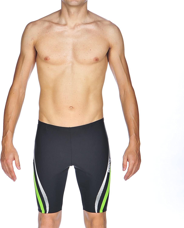 Arena Mens Herren Badehose Low Waist One Logo Stripe Swim Trunks