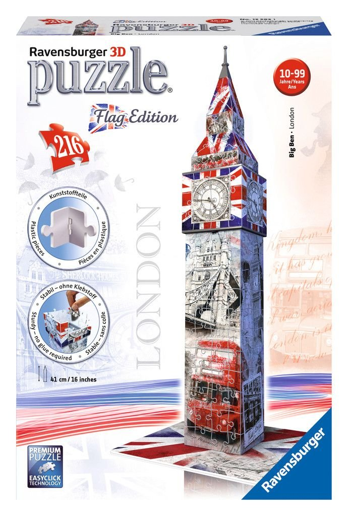Ravensburger 3D Puzzle London