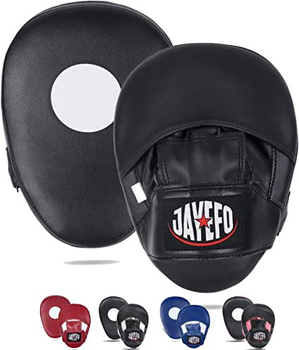1//2PCS of Boxing Punching Pads Mitts Gloves Focus Boxing Pads Gloves Sparring US
