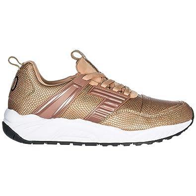 Amazon.com: Emporio Armani EA7 - Zapatillas deportivas para ...